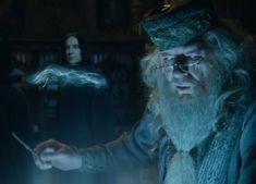 Dumbledore en de pensieve