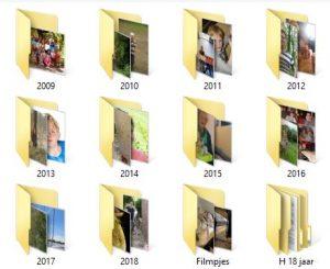 Fotomapje