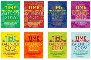 Timemanagementkalender Martine Vecht