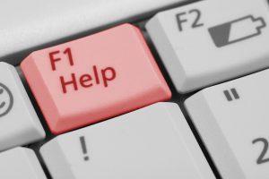 om hulp vragen